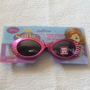 😎 Disney Sofia the First Sunglasses NWT